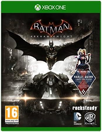 Warner Bros Batman Arkham Knight Collectors Edition, Xbox One ...