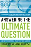 Answering the Ultimate Question, Richard Owen and Laura L. Brooks, 0470260696