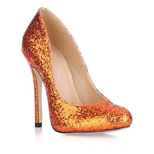 Taste the spring round head fine high-heel shoes black varnished leather shoes . Black wire Emulation QyKUq