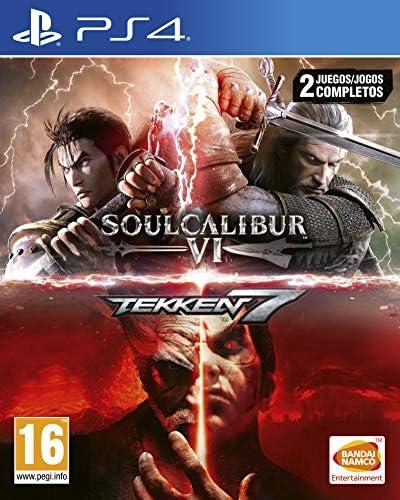 Pack: Tekken 7 + SoulCalibur VI: Amazon.es: Videojuegos