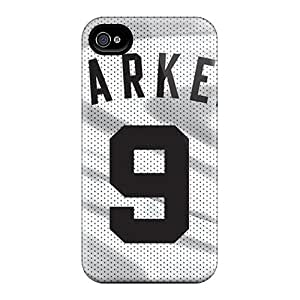 First Grade Phone Cases For Iphone 4/4s Cases San Antonio Spurs Covering
