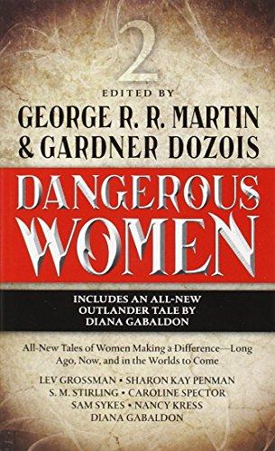 book cover of Dangerous Women Vol. 2