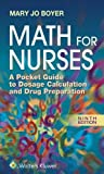 img - for Math For Nurses: A Pocket Guide to Dosage Calculation and Drug Preparation book / textbook / text book