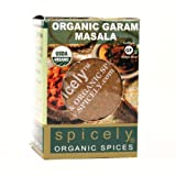 Spicely 100% Organic and Certified Gluten Free, Garam Masala