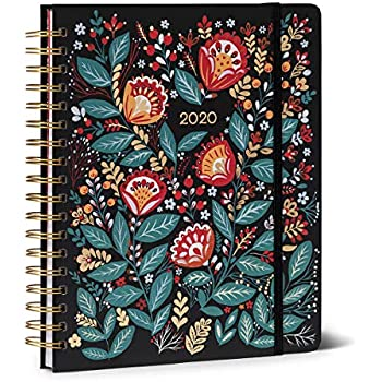 Amazon.com : Juliet Rose Weekly 17 Month Planner with ...