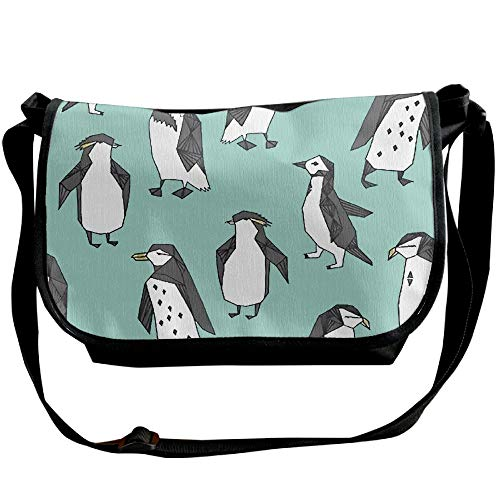 Black Mens Versipacks Bags Fold Designer Casual Fashion Penguin Bag Paper Crossbody Bag qRXxFPxE