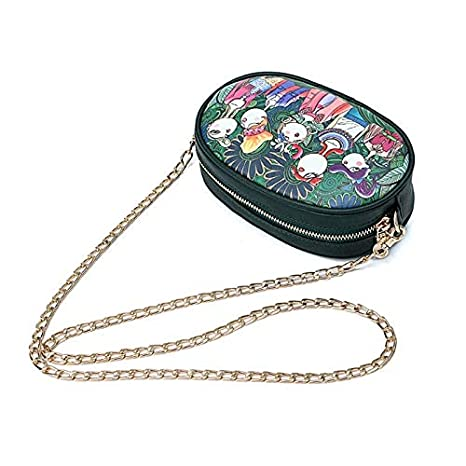 098d216a906a Waist Packs - 2019 Women Fashion Waist Bag Metal Chain Fanny Pack Shoulder  Bags Travel Chest