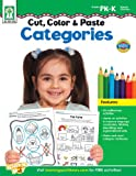 Cut, Color, and Paste Categories, Sherrill B. Flora and Kasandra Flora, 1620573598