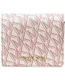 Michael Kors MICHAEL Signature Jet Set Travel Carryall Card Case (Ballet)