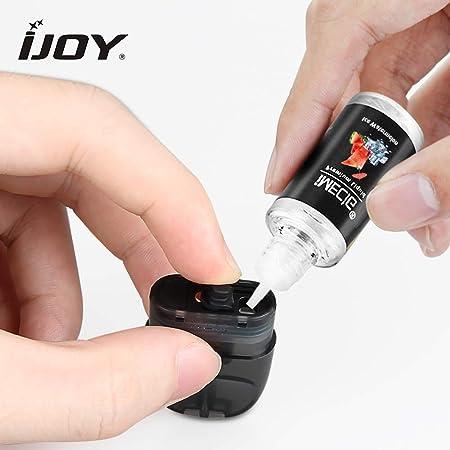 IJOY AI Vape Pod 3 Pcs 1.6ohm Pod de reemplazo E Cigarrillos Kit de inicio Vaporizador Atomizador recargable Vape Pen Coil Sin nicotina: Amazon.es: Salud y ...