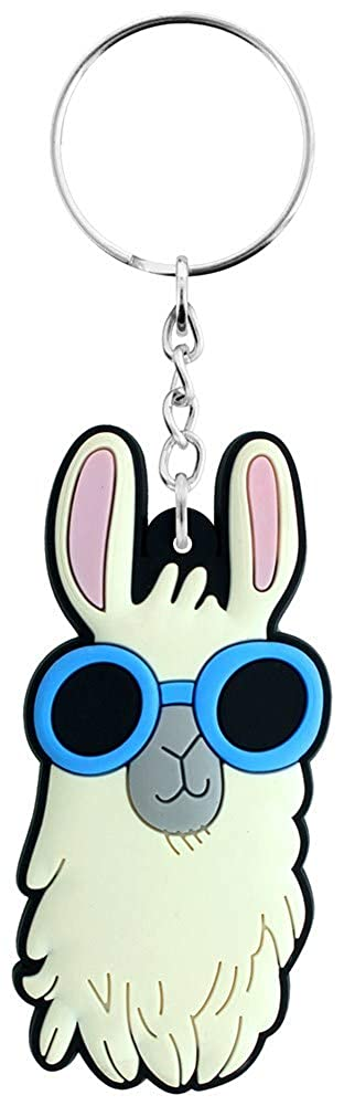 Grindstore Kawaii Chick Rubber Keychain