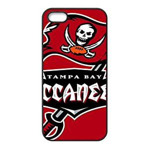 KJHI tampa bay buccaneers logo Hot sale Phone Case for iPhone 5S
