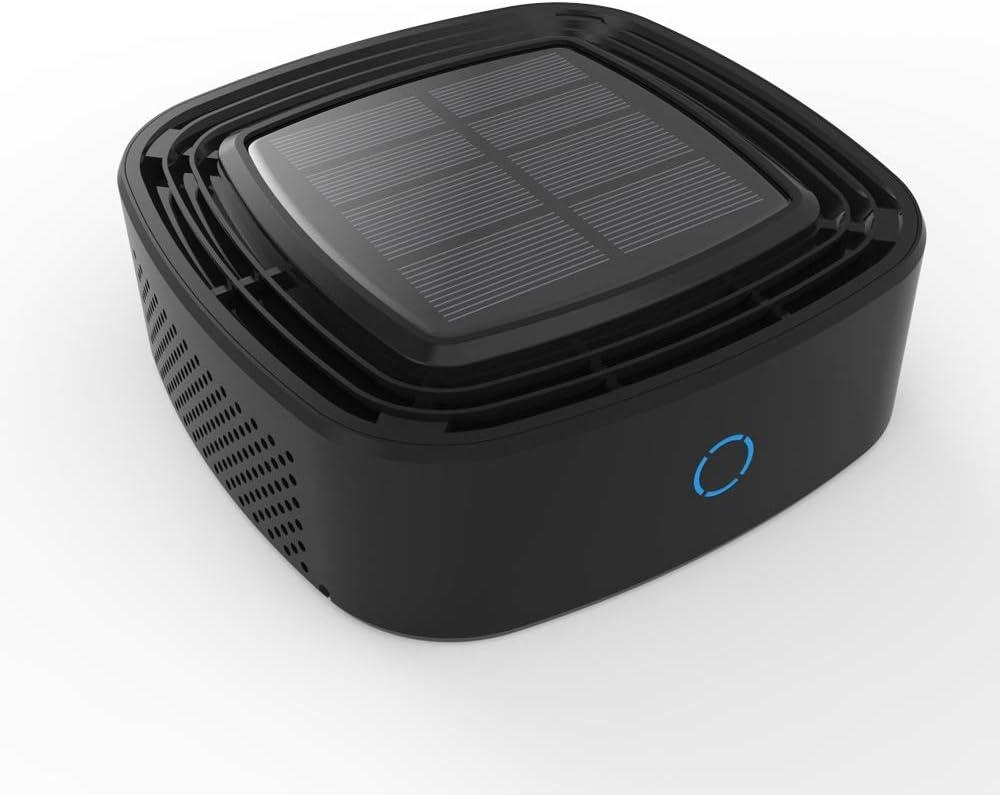 Purificador de aire, purificador de aire para coche, filtro solar ...