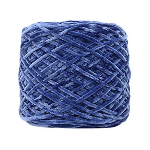 Clearance! DDLmax Kiting Wool, 250g Multicolor Velvet Crochet Yarn for Hand Knitting Baby Blanket,Cushion,Sweater,Scarf (O) ()