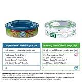 Nf Diaper Pail Refill 272 Size 1pk Munchkin Nursery Fresh Diaper Pail Refill 1pk - 272ct