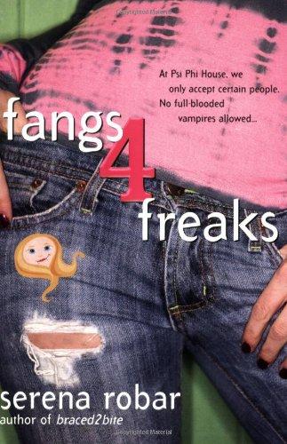 Fangs 4 Freaks (Colby Blanchard Series #2)