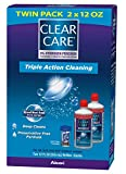 Clear Care Cleaning & Disinfecting Solution with
