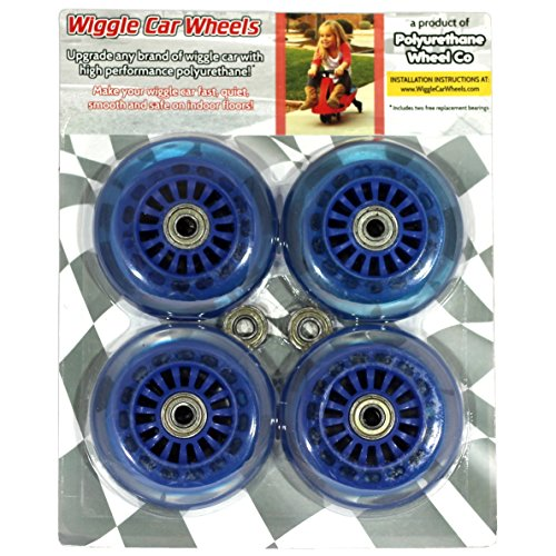ane Replacement Wheels - Royal Blue (Royal Replacement)