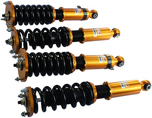 JDMSPEED Coilover Kit Coil Struts Shock Suspension For 99-05 Lexus IS300//IS200