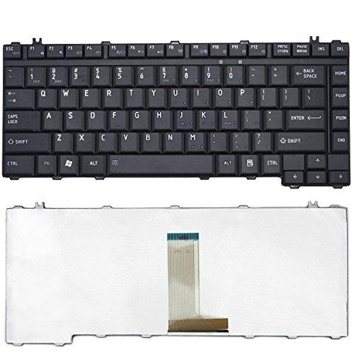 New US Layout Laptop Keyboard For Toshiba Satellite A300 A300D A305 A305D L300 L305 L305D M300 Series Laptop / Notebook US Layout