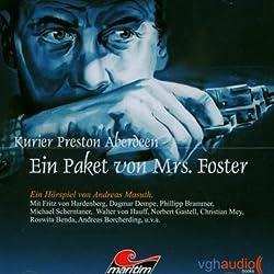 Ein Paket von Mrs. Foster (Kurier Preston Aberdeen 5)