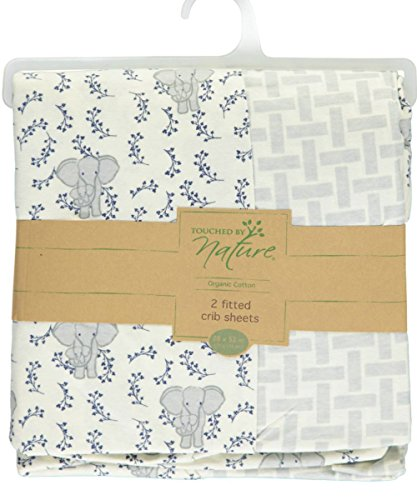 Organic-Fitted-Crib-Sheets-2-Pack