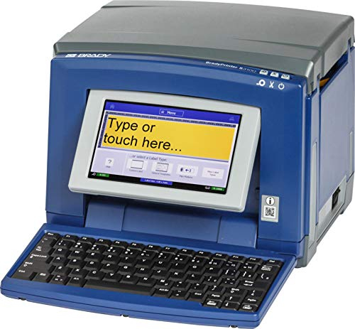 Brady S3100 Sign and Label Printer - Prints