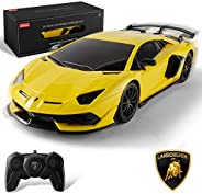 BEZGAR Officially Licensed RC Series, 1:24 Scale Remote Control Car Electric Sport Racing Hobby Toy Car Model