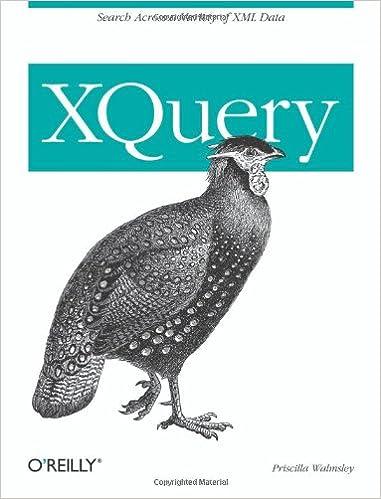 Téléchargement gratuit de livres audio pour iphone XQuery (Littérature Française) PDF ePub by Priscilla Walmsley