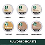 Starbucks Flavored K-Cup Coffee Pods — Variety