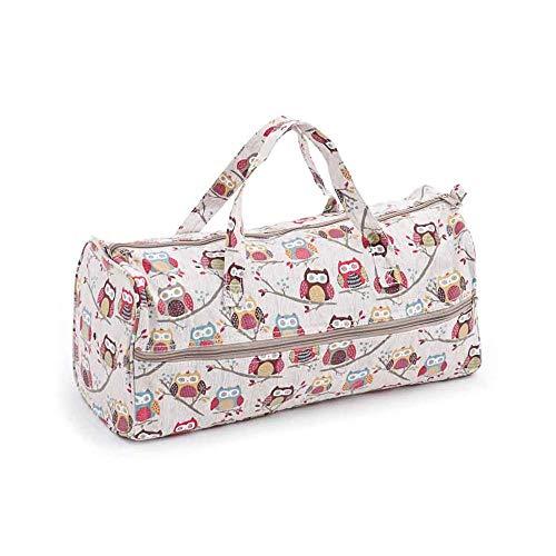 Hobby-Gift-Knitting-Bag-Hoot-16-x-43-x-19cm
