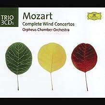 Mozart: Complete Wind Concertos