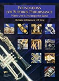 Foundations for Superior Performance : Conductor Score, Williams, Richard and King, Jeff, 0849770033