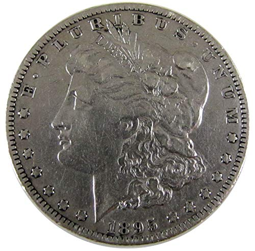 1895 O Morgan Silver Dollar $1 Very Fine