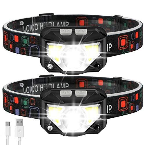 Headlamp Flashlight MOICO 1000