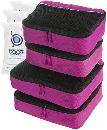 travel-cubes-4pcs-packing-cube-set-plus-6pcs-luggage-organizers-bags-pink
