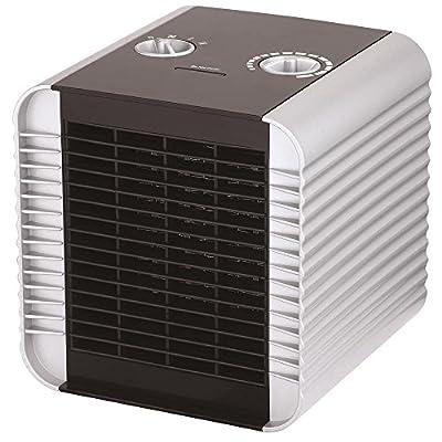 King Electric PH-16 1500-watt Portable Ceramic Comfort Cube Heater, Silver
