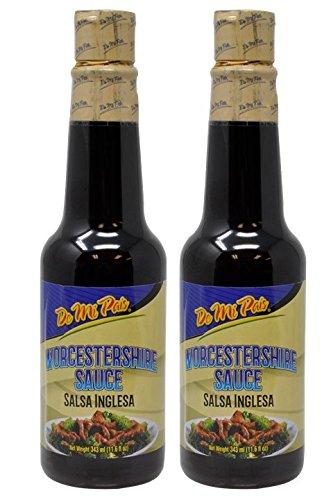 Salsa Inglesa / Worcestershire Sauce 11.6 oz - 2 Pack