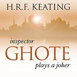 Inspector Ghote Plays a Joker