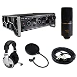 Best USB Interface With MXLs - Tascam US-2x2 2-Channel USB Audio Interface Kit Review