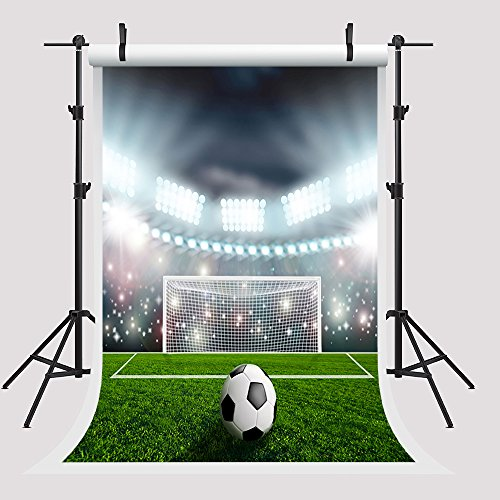 Kate 5x7ft Newborn Backdrops Photography Playground Football Bright Lamp Photo Booth Props For School Students