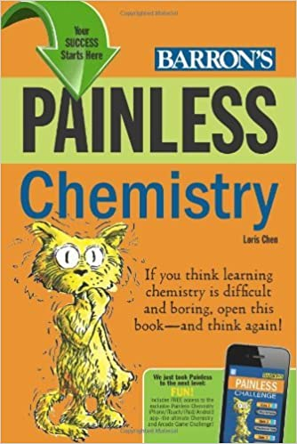 Book Painless Chemistry (Barron's Painless) by Loris Chen (2011-08-01)