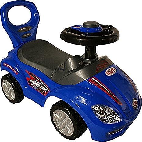 Moto y de coche para niños ARTI 381A Mega Car Standard AZUL ...