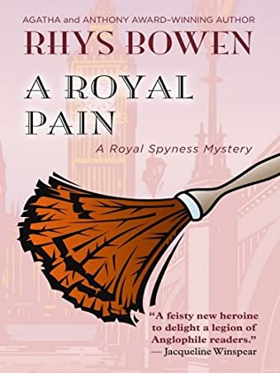 book cover of A Royal Pain