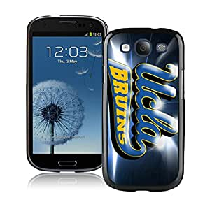 Popular Samsung Galaxy S3 I9300 Case ,Unique And Lovely Designed With UCLA BRUINS 2 Black Samsung Galaxy S3 I9300 High Quality Cover