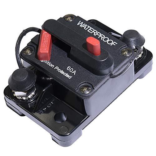 60 Amp Circuit Breaker Manual Power Fuse Reset by iztor (Image #9)
