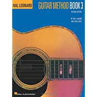 Hal Leonard Guitar Method Book 3 Second Edition: Book Only