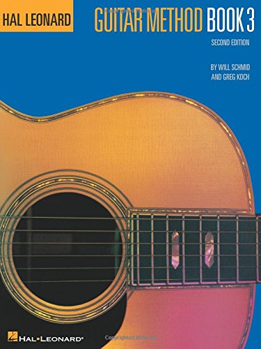 (Hal Leonard Guitar Method Book 3  (Hal Leonard Guitar Method (Songbooks)) )