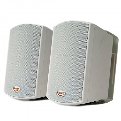 Klipsch AW-400 Indoor/Outdoor Speaker - White (Pair) by Klipsch