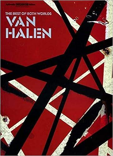 Amazon Van Halen Best Of Both Worldsguitar Tab Songbook
